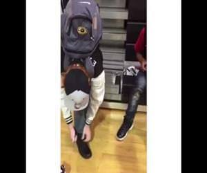 bullied kid gets some new shoes Funny Video