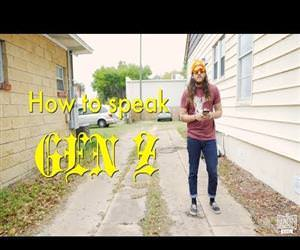 how to speak gen z Funny Video