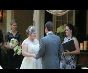 minister vomits during vows Funny Video