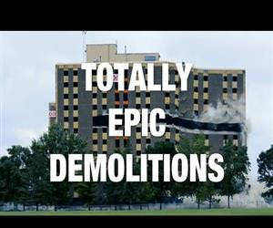 most epic demolitions Funny Video