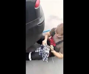 never block an exhaust pipe Funny Video