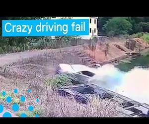 not very good at those 3 point turns Funny Video