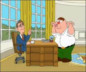 Peter Griffin Moments