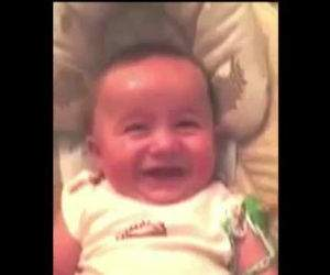 this babies laugh is amazing Funny Video
